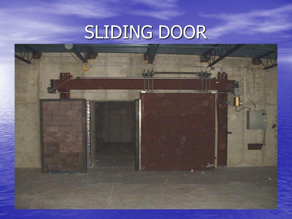 SLIDING DOOR SLIDING DOOR