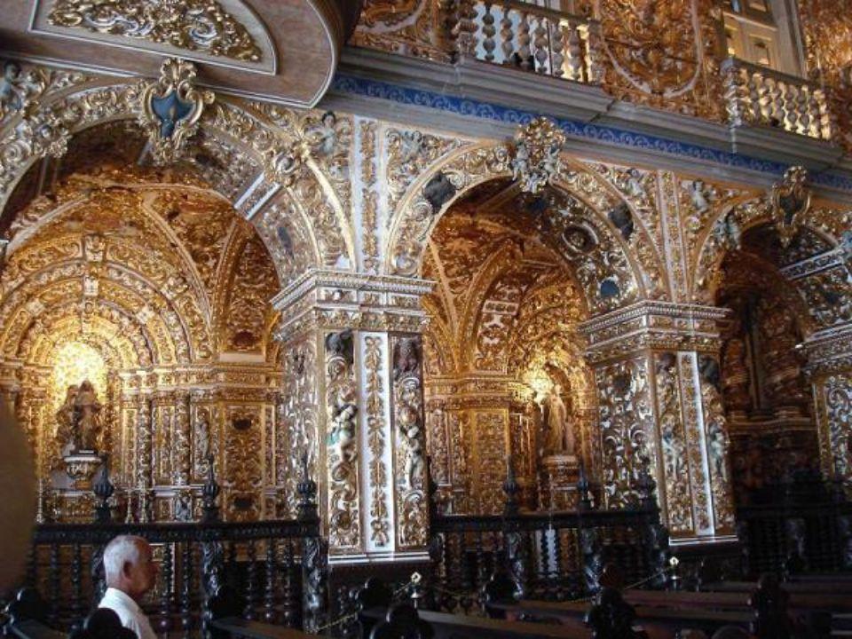 Church of Saint Francisco Savior, Bahia, Brazil