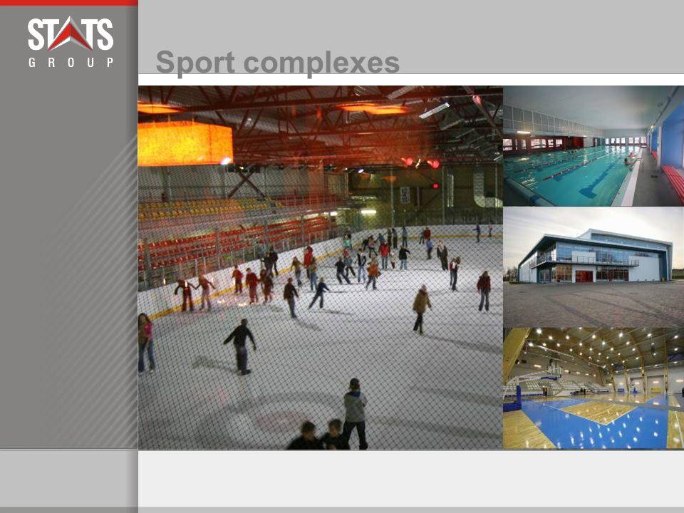 Sport complexes