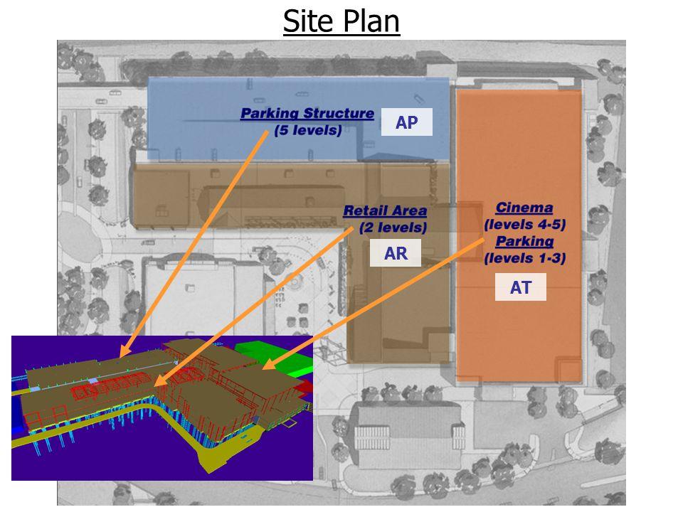 Site Plan AP AR AT
