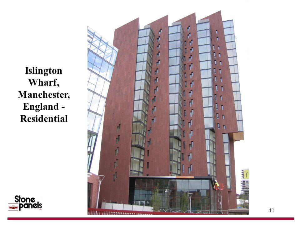 Islington Wharf, Manchester, England - Residential 41