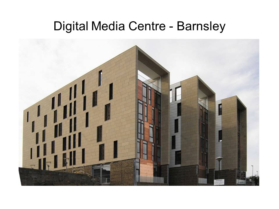 Digital Media Centre - Barnsley