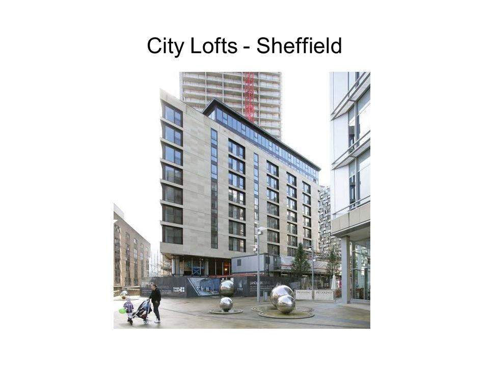 City Lofts - Sheffield