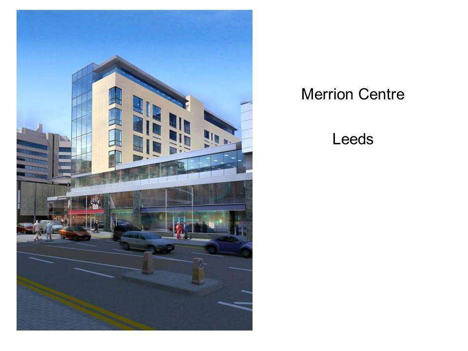 Merrion Centre Leeds