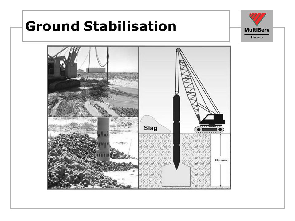 Ground Stabilisation