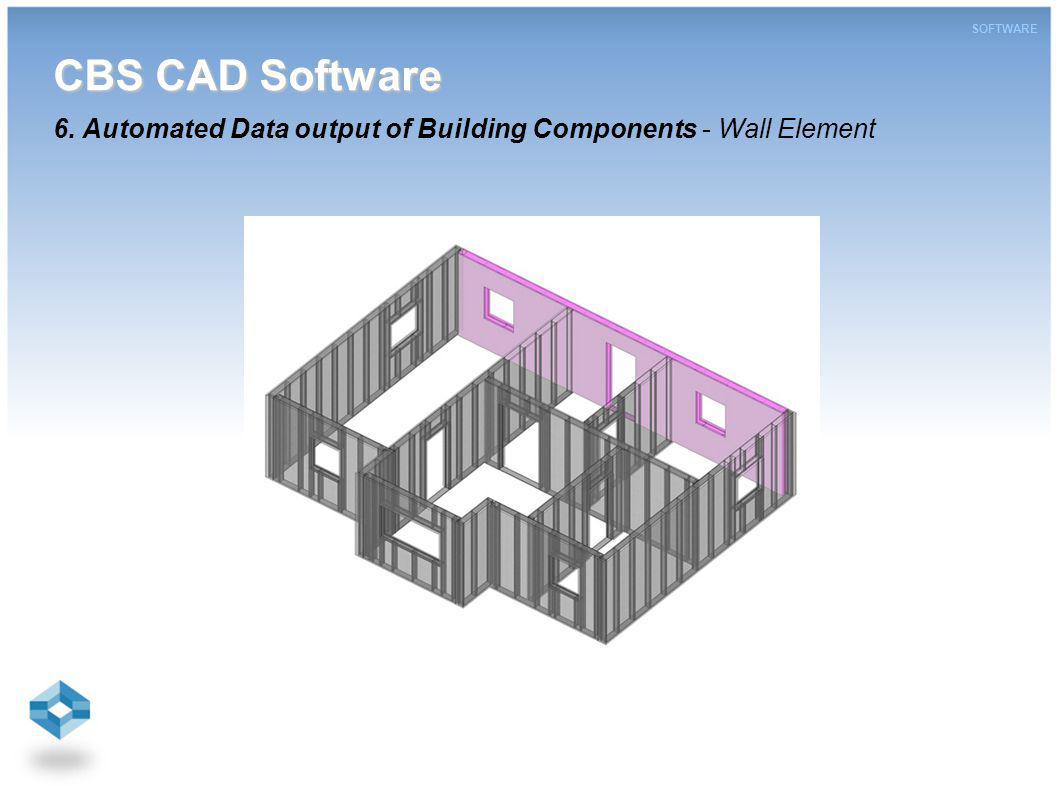 CBS CAD Software CBS CAD Software 6.