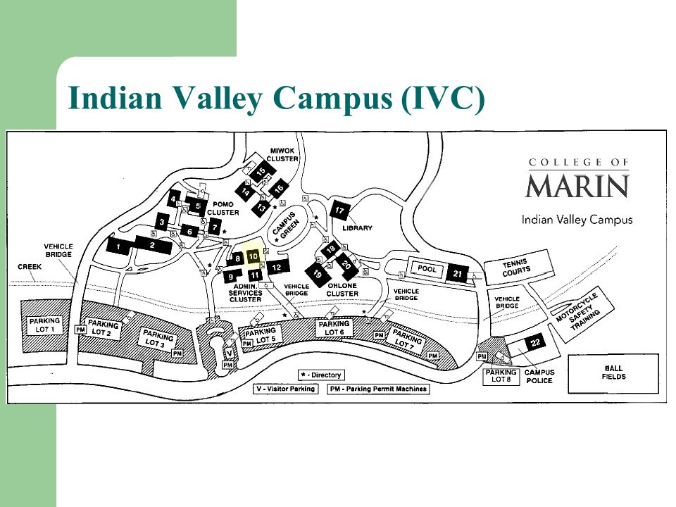 Indian Valley Campus (IVC)
