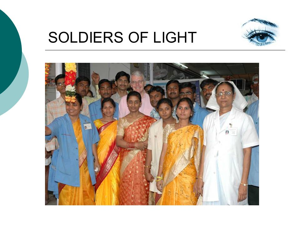SOLDIERS OF LIGHT
