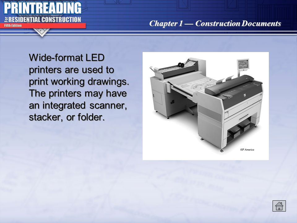 Chapter 1 Construction Documents A CAD system includes a keyboard, central processing unit (CPU), monitor, and input devices.