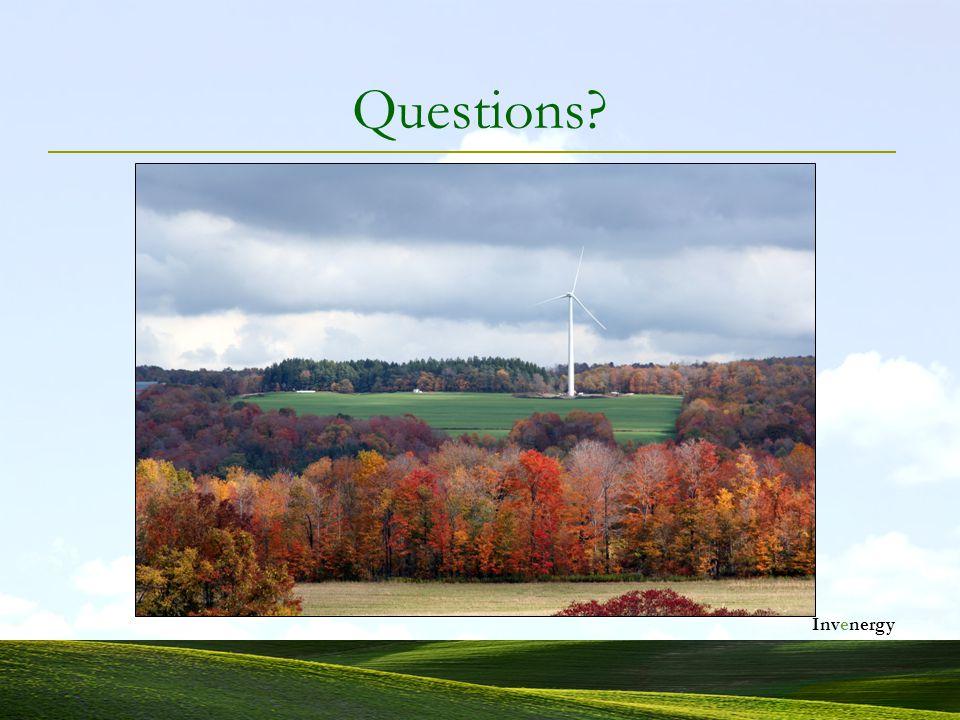 Invenergy Questions