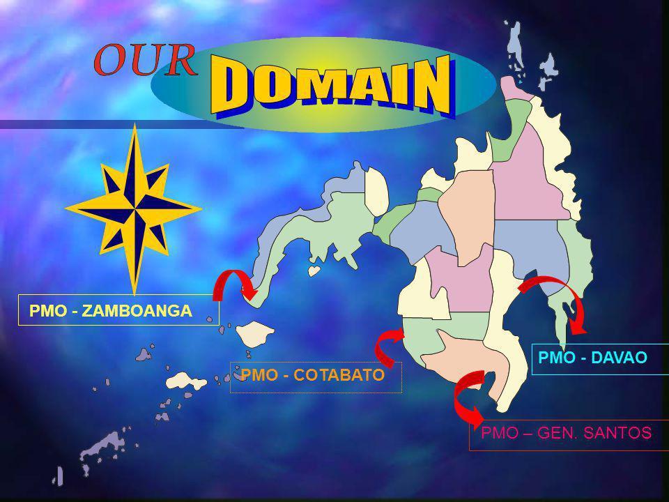 BANANA SHIPMENT PMO – DAVAO ( in M. T. )