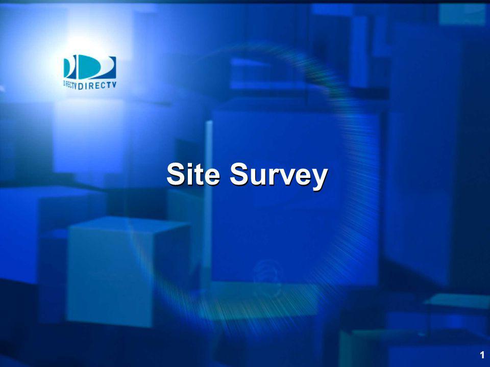 1 Site Survey