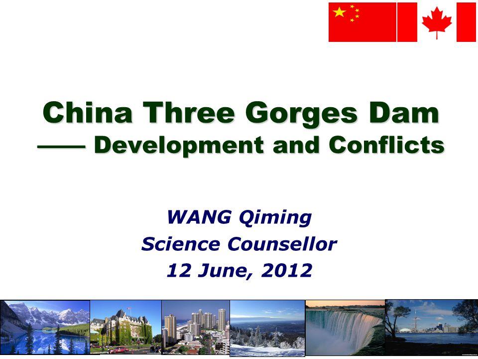 12 The Three Gorges Dam
