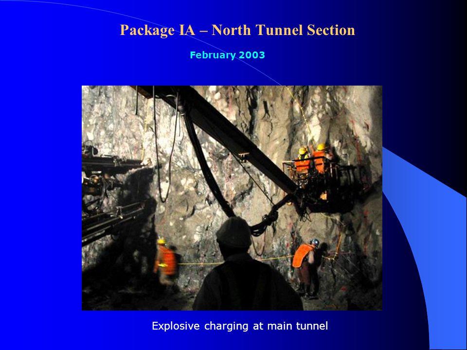 Package V: 110/22kV Substation and 110kV Transmission Line February 2003 110kV Overhead Transmission Line Tower Foundation Excavation
