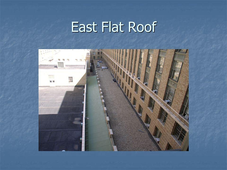 East Flat Roof