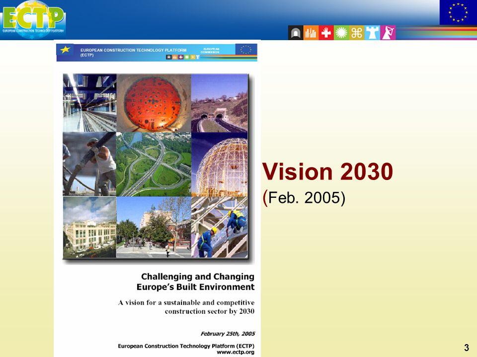 3 Vision 2030 ( Feb. 2005)