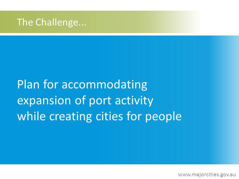 The Challenge...