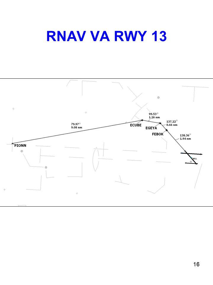 16 RNAV VA RWY 13 16