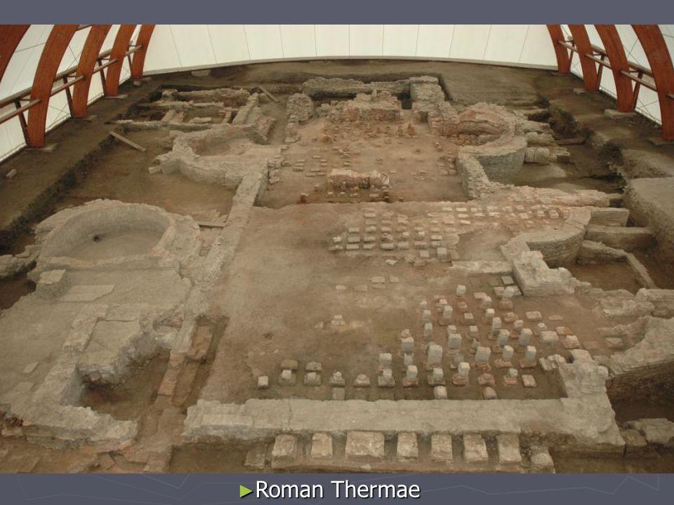 Roman Thermae Roman Thermae