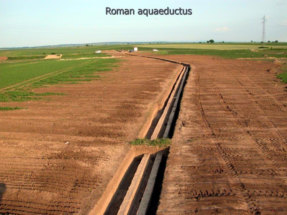 Roman aquaeductus