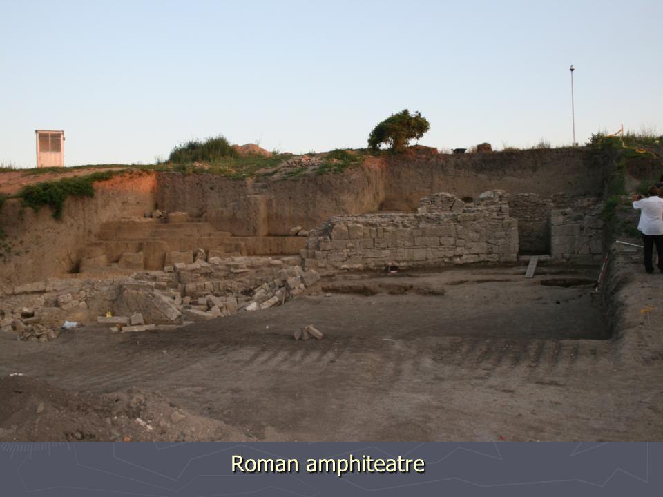 Roman amphiteatre