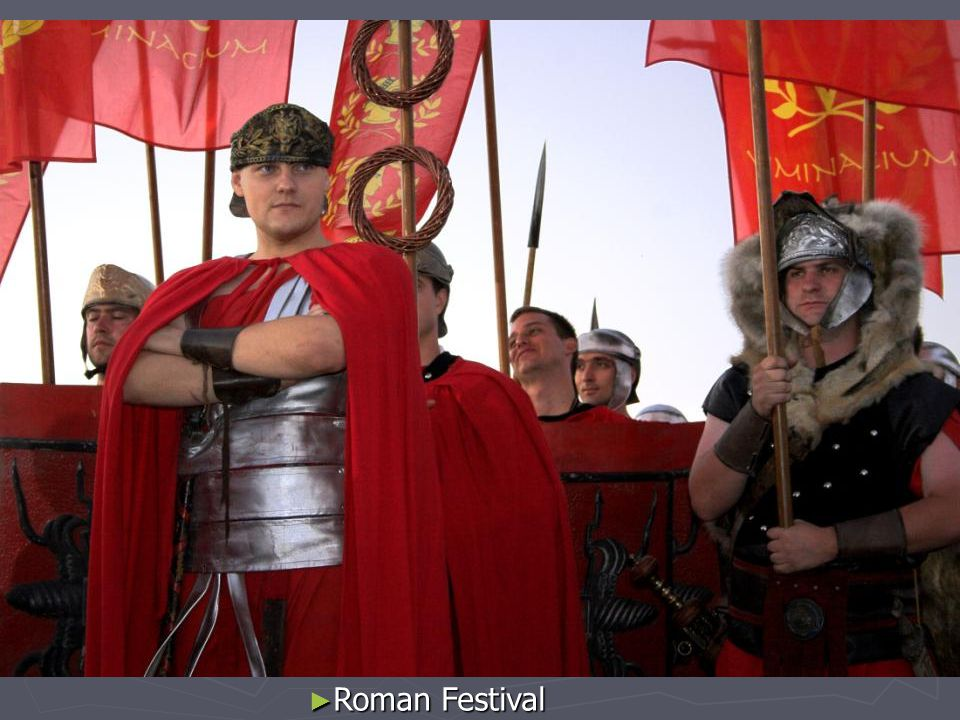 Roman Festival Roman Festival