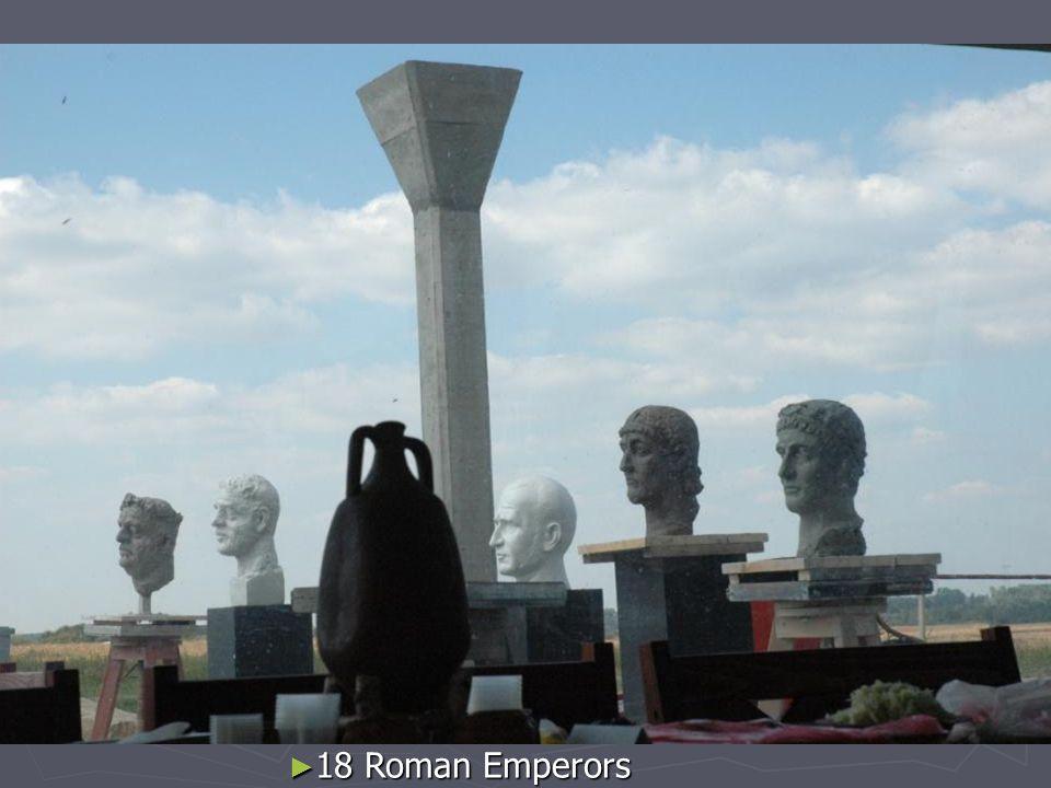 18 Roman Emperors 18 Roman Emperors