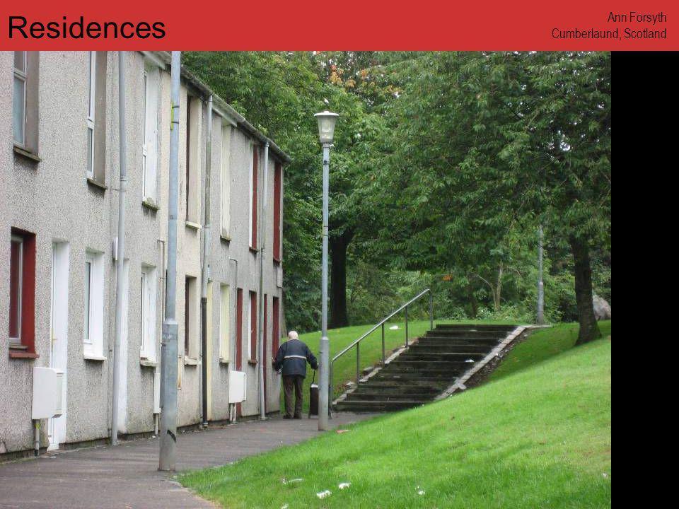 www.annforsyth.net Residences Ann Forsyth Cumberlaund, Scotland
