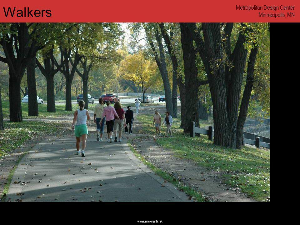 www.annforsyth.net Walkers Metropolitan Design Center Minneapolis, MN