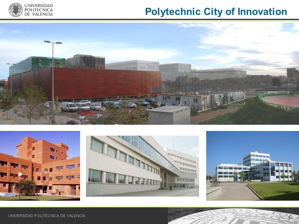 81 Polytechnic City of Innovation
