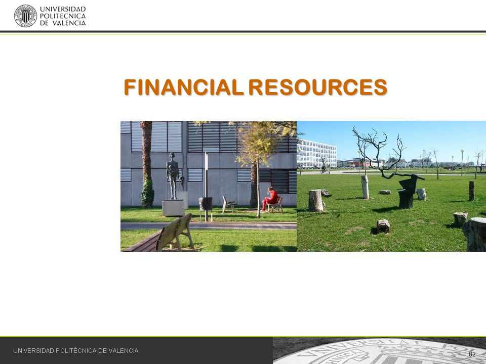 82 FINANCIAL RESOURCES