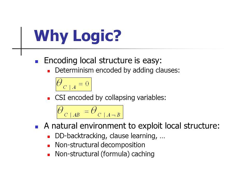 Why Logic.