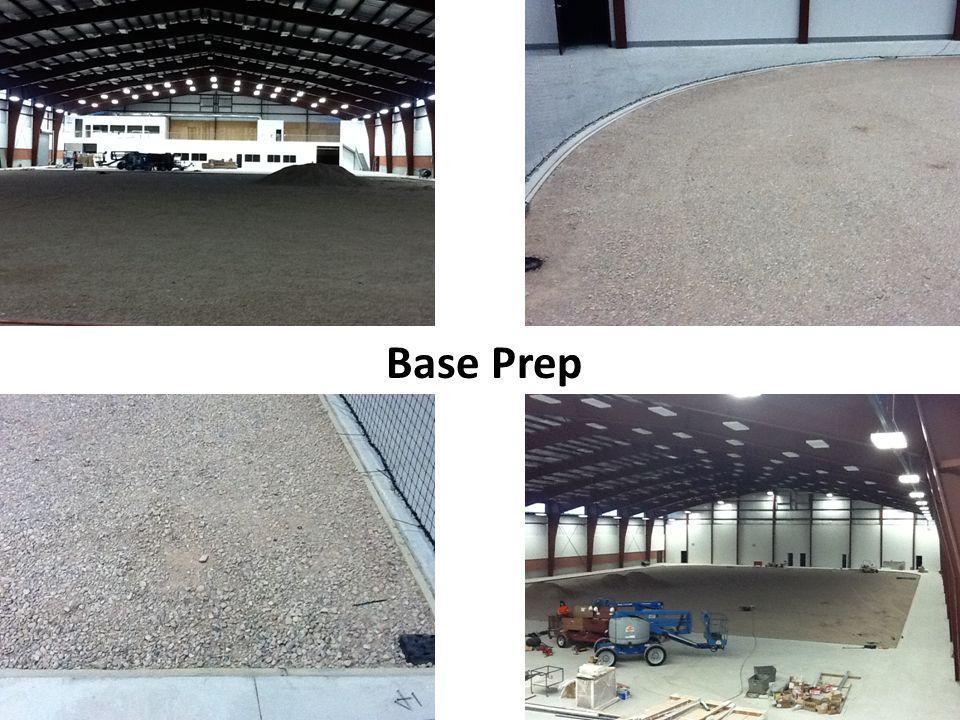 Base Prep