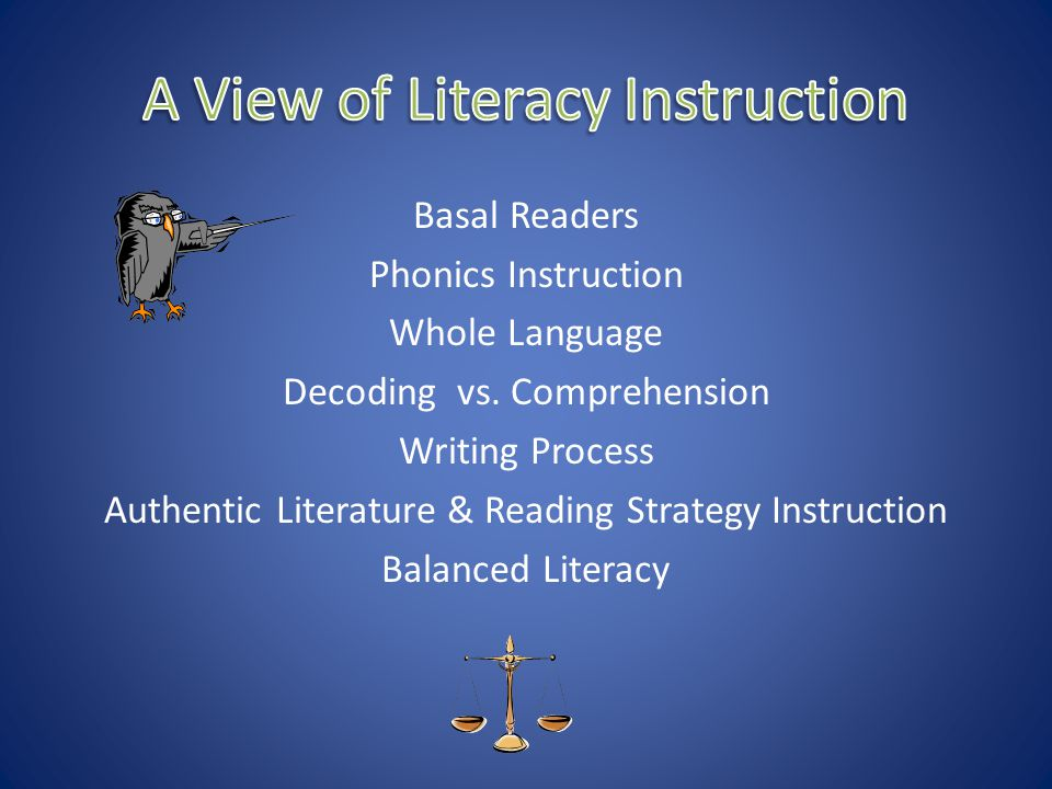 Focus: What are the optimal approaches to reading instruction and literacy development for the children of Australia.