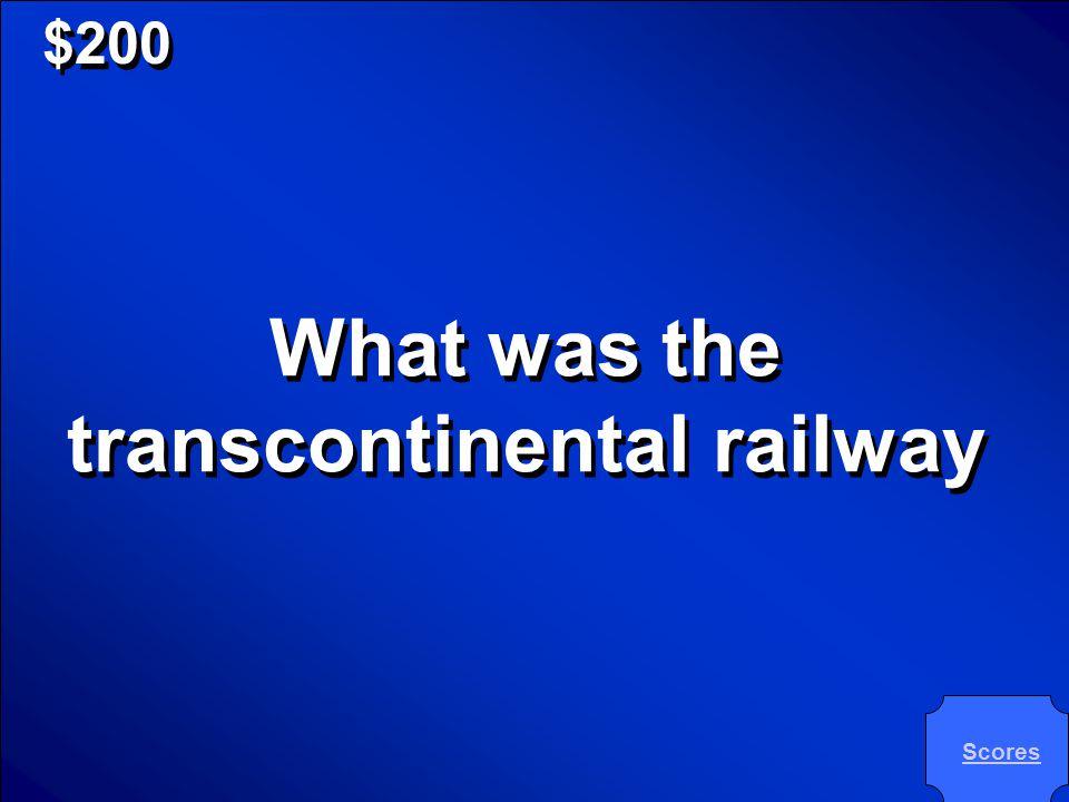 © Mark E. Damon - All Rights Reserved $200 Laid railroad track westward from Omaha, Nebraska.