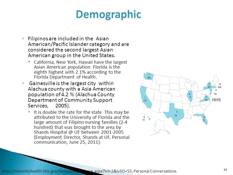 Filipinos are included in the Asian American/Pacific Islander category and are considered the second largest Asian American group in the United States.