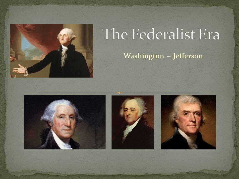 Washington – Jefferson
