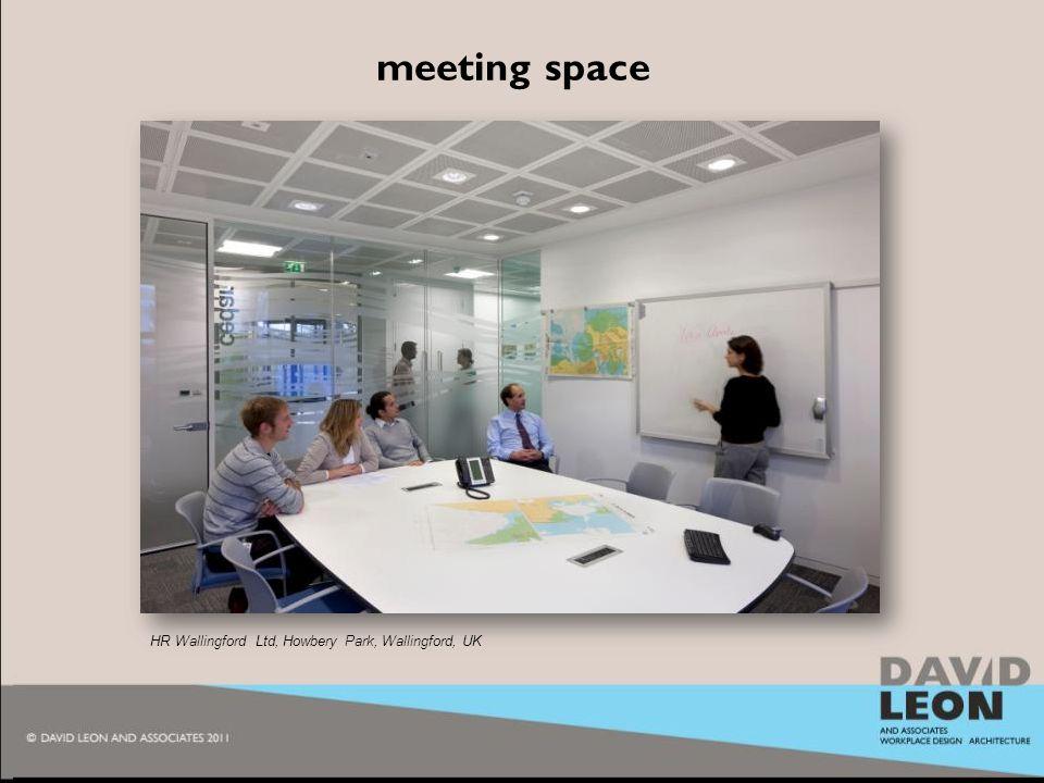 2010 meeting space HR Wallingford Ltd, Howbery Park, Wallingford, UK