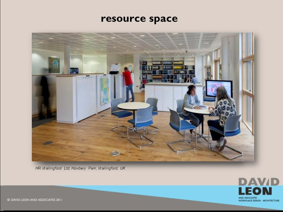 2010 resource space HR Wallingford Ltd, Howbery Park, Wallingford, UK