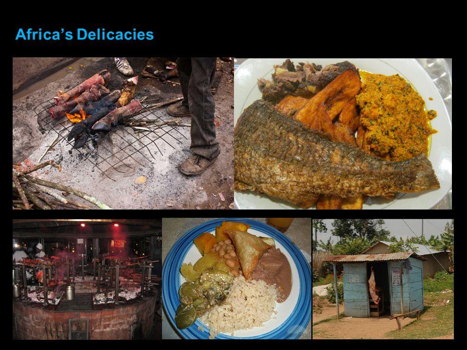 Africas Delicacies