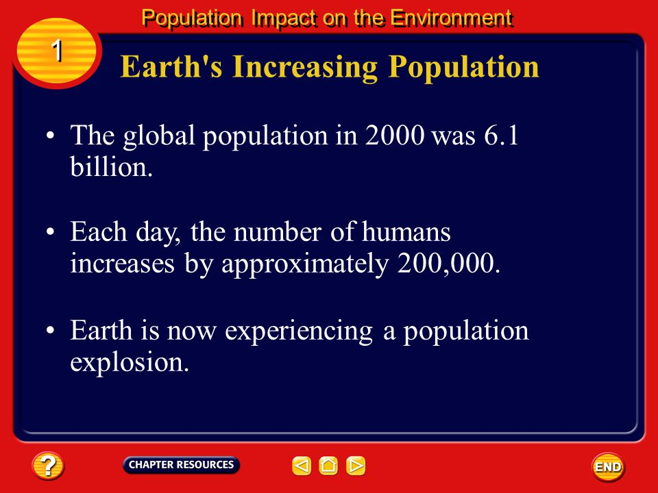 Population and Carrying Capacity A population is all of the individuals of one species occupying a particular area. The area can be small or large. Fo