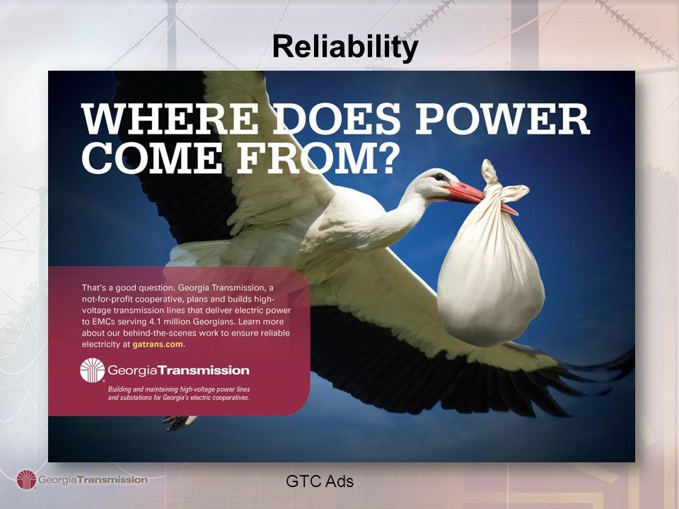 Reliability GTC Ads