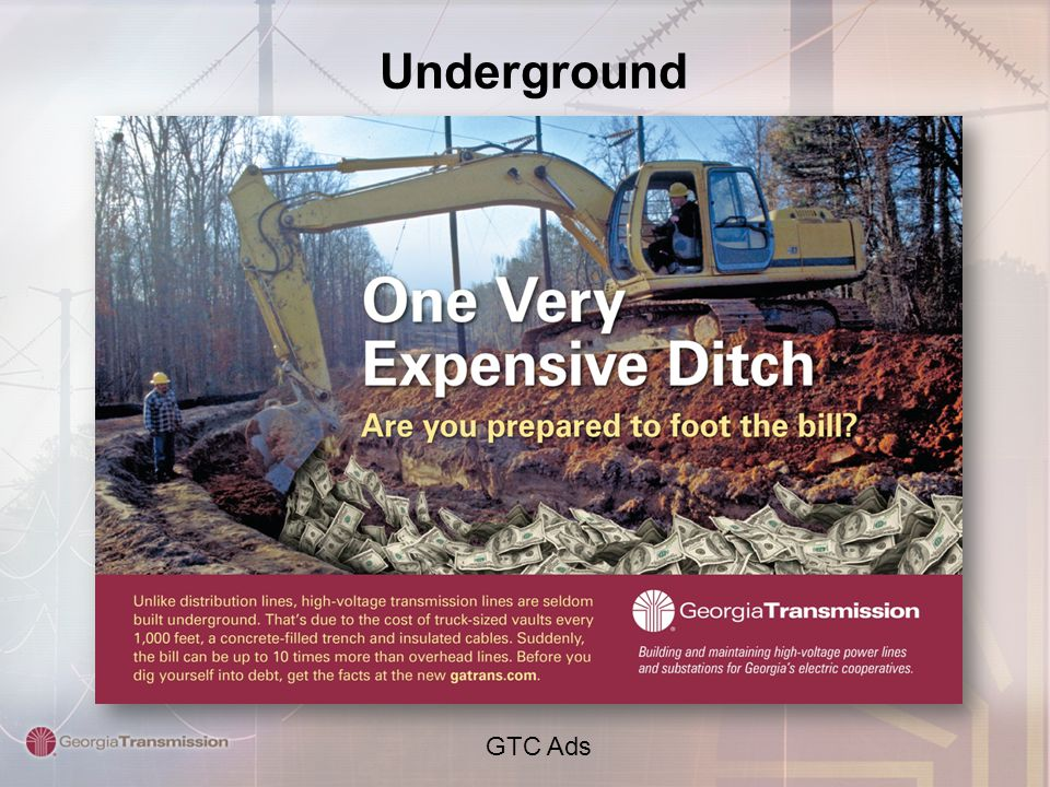 Eminent Domain GTC Ads