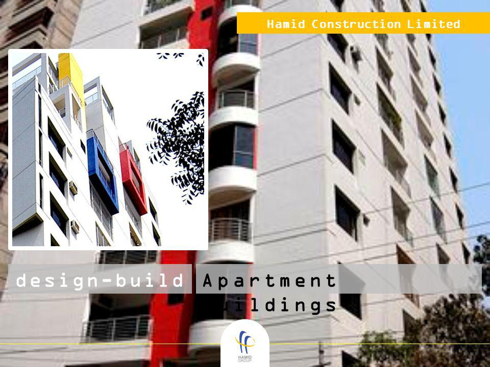 Hamid Construction Limited design-buildApartment Buildings