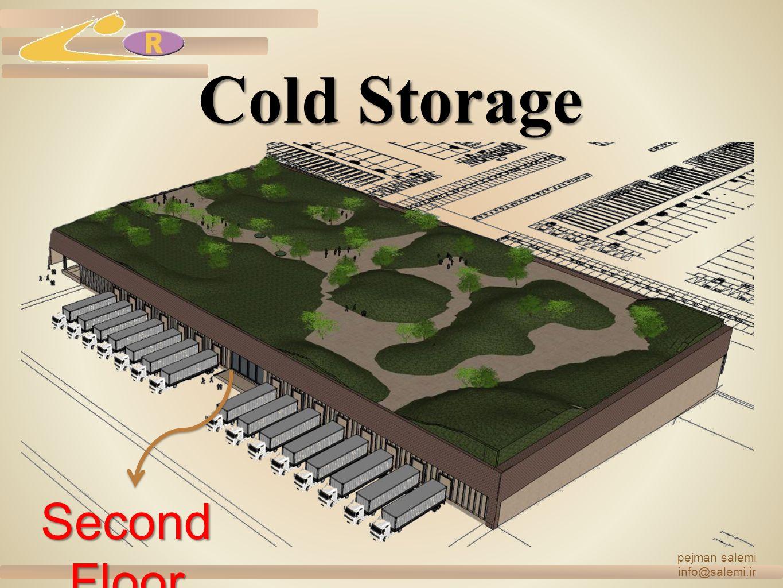 Cold Storage pejman salemi info@salemi.ir Second Floor