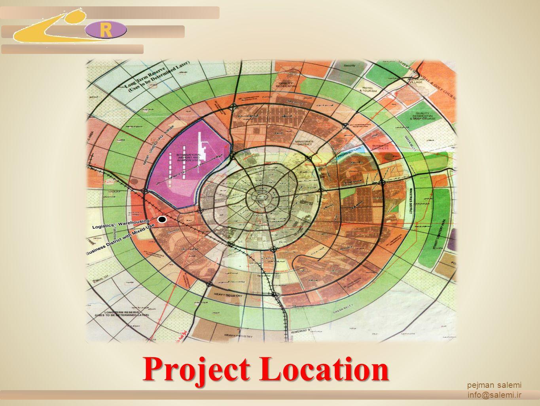Project Location pejman salemi info@salemi.ir