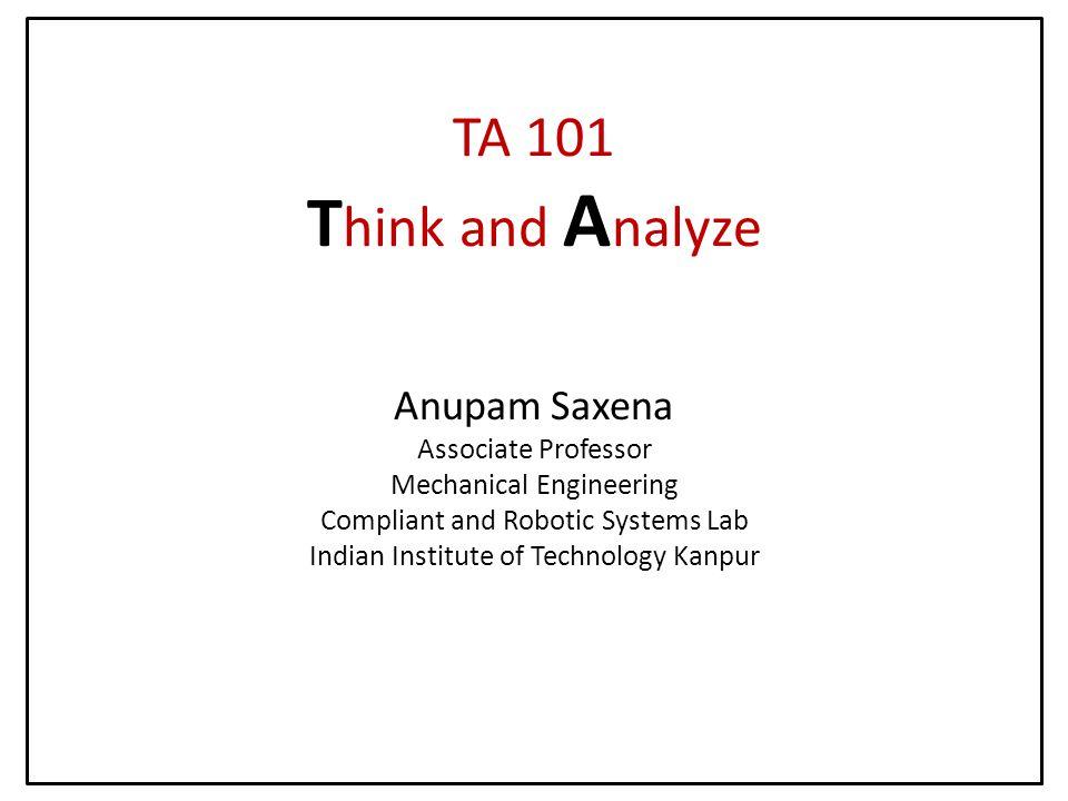 ANUPAM SAXENA TA101 LECTURE II CONSTRUCTION OF ELLIPSE: Trammel of Archimedes 2a2a 2b2b Q P m n