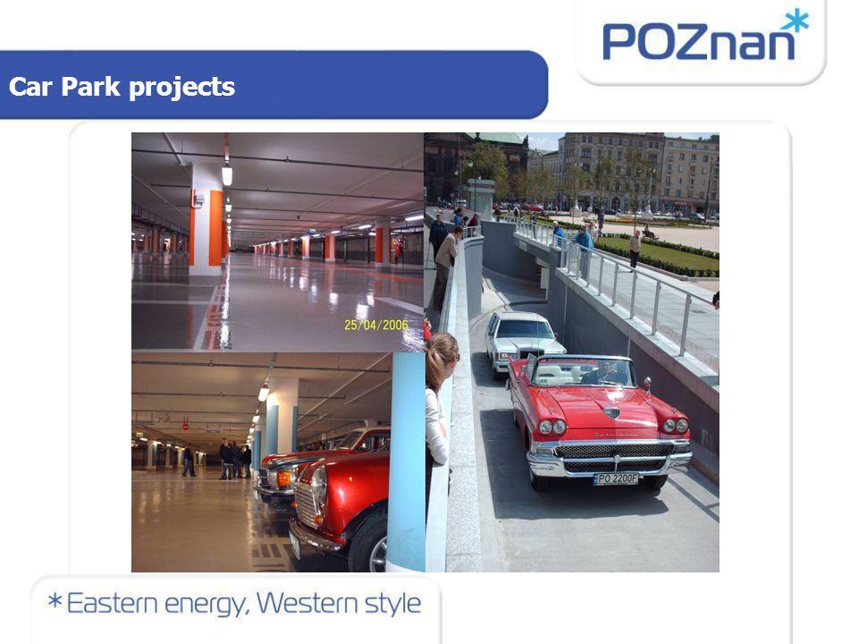 Car Park projects