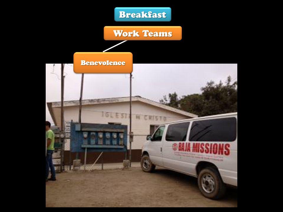 Benevolence Breakfast