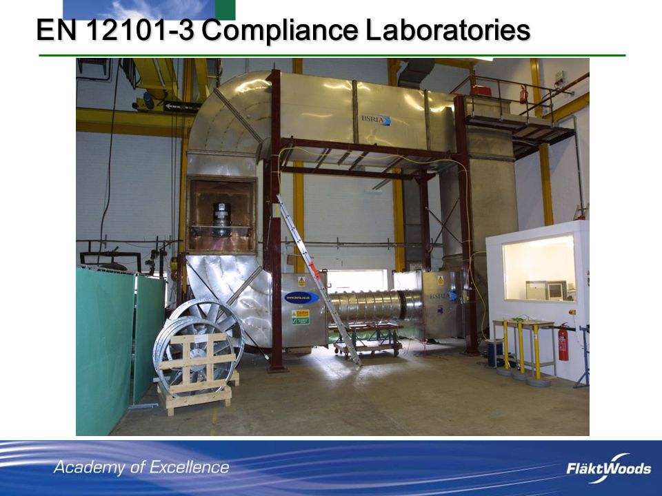EN 12101-3 Compliance Laboratories